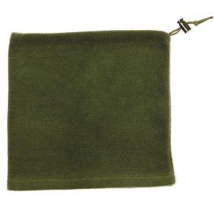Percussion Fleece Neck Warmer – Green