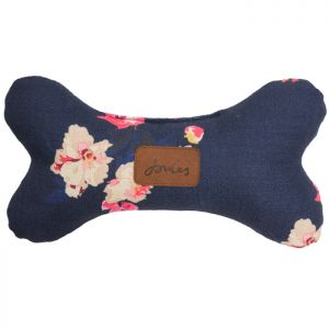 Doggy Joules Plush Toy Bone - Floral