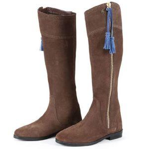 Shires Moretta Florenza Boots - Brown