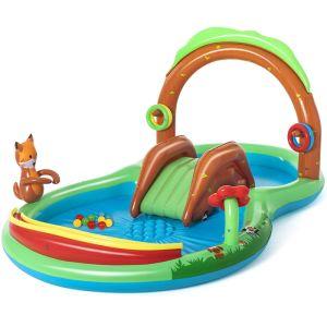 Bestway Inflatable Friendly Woods Play Pool