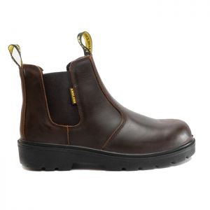 Amblers FS128 Safety Dealer Boots – Brown