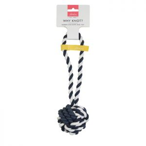 Doggy Joules - Rubber and Rope Toy