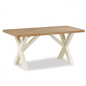 Global Home Suffolk Cross Dining Table