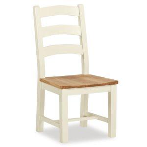 Global Home Suffolk Slatted Chair