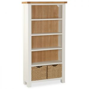 Global Home Suffolk Large Bookcase