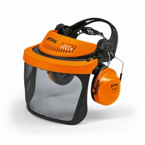 Stihl G500 Face and Ear Protection