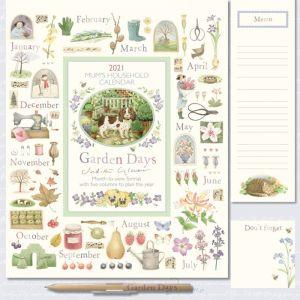 Garden Days Family Planner 2021