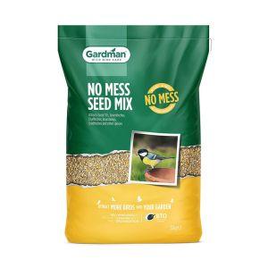 Gardman No Mess Seed Mix  - 20kg