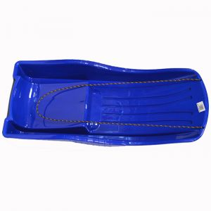 Deluxe Snow Sledge - Blue