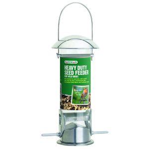 Gardman Heavy Duty Seed Feeder - Medium