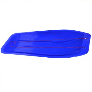 Gardman Long Snow Sledge - Blue