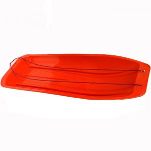Gardman Long Snow Sledge - Red