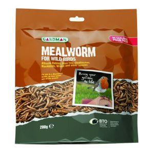 Gardman Mealworm Pouch - 200g