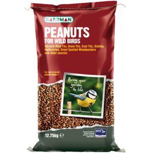 Gardman Peanuts - 12.75kg