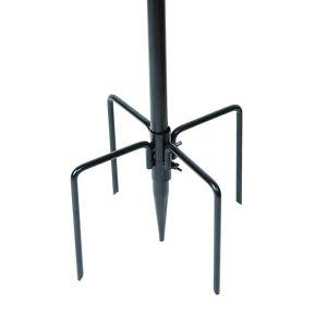 Gardman Feeding Station Stabilising Frame – Black