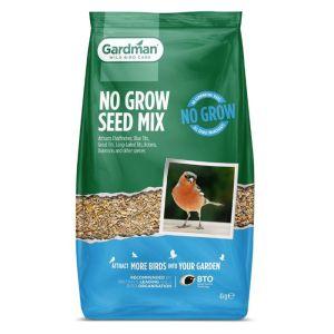 Gardman No Grow Seed Mix - 4kg