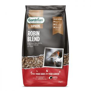 Gardman Supreme Robin Blend - 1.8kg