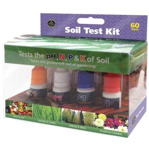 Garland Soil Test Kit - 60 Pack