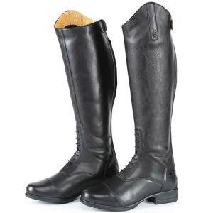 Shires Moretta Gianna Riding Boots - Black