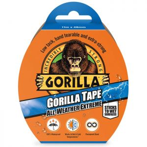 Gorilla Tape, 11m - All-Weather Extreme