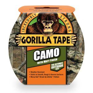 Gorilla Tape, 8.2m - Camo