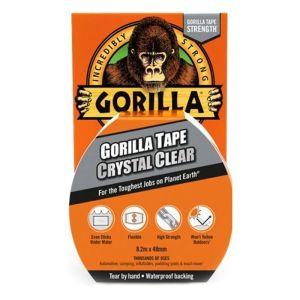 Gorilla Tape, 8.2m - Clear