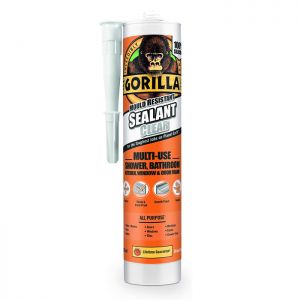 Gorilla All-Conditions Sealant, 295ml - Clear