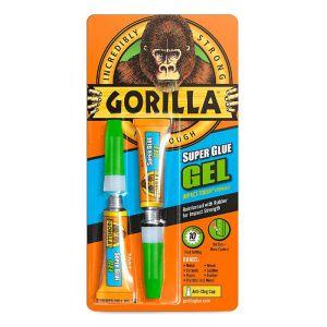 Gorilla Super Glue Gel - 3g - Pack of 2
