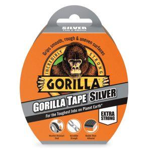 Gorilla Tape, 11m - Silver