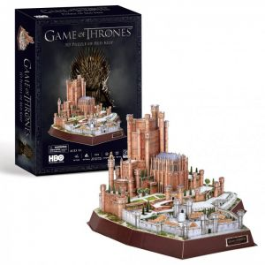 Game of Thrones 3D Puzzle - The Red Keep