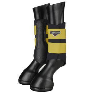 LeMieux Grafter Brushing Boots, Set of 2  - Dijon