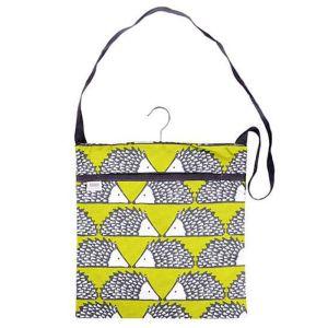 Dexam Scion Living Spike Wipe Clean Peg Bag - Green