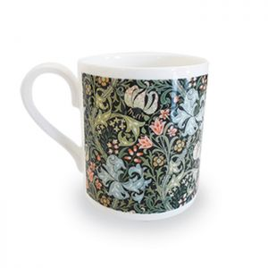 William Morris Golden Lily Bone China Mug