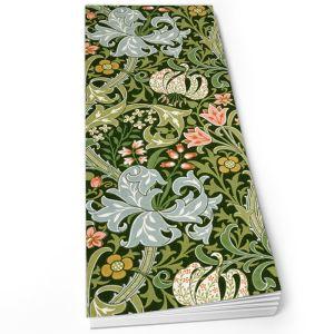 William Morris Golden Lily Magnetic Shopper Pad