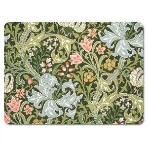 William Morris Golden Lily Placemats - Set of 6