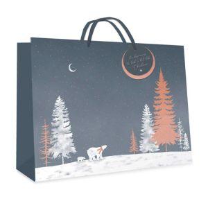 Polar Bear Gift Bag - Large