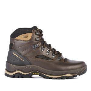 Grisport Men's Quatro Hiking Boots - Brown