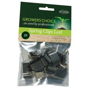 Tildenet Leaf Spring Clips - Pack of 25