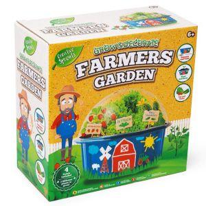 Creative Sprouts Grow Your Own Farmer's Garden