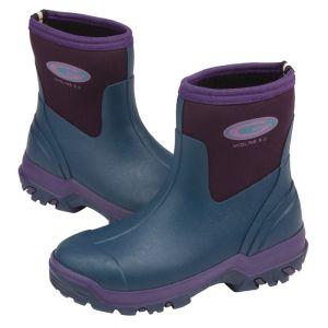 Grub's Midline 5.0 Wellington Boots - Violet