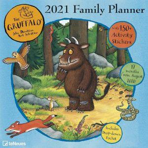 Gruffalo Family Planner 2020-2021