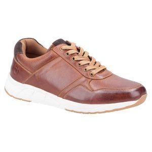 Cotswold Men's Hankerton Lace Up Shoes - Brown