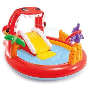 Intex Happy Dinosaur Water Play Centre