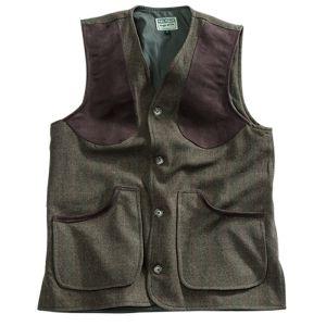 Hoggs Harewood Tweed Vest