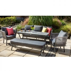 Hartman Dubai 8 Seater Lounge Set