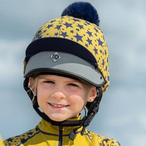 LeMieux Mini Hat Silk – Dijon