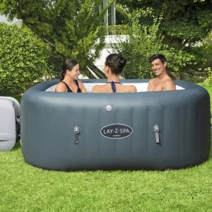Lay-Z-Spa Hawaii HydroJet Pro Inflatable Hot Tub, 4-6 Person - 2021