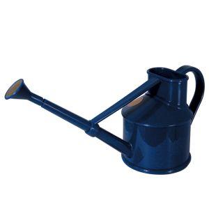 Haws Plastic Handy Indoor Watering Can - Blue, 0.7 Litre