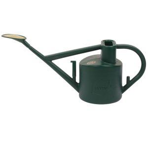 Haws Plastic Practican Watering Can - Green, 6 Litre