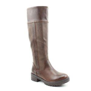 Heavenly Feet Women's Burley 7 Tall Boots – Chocolate